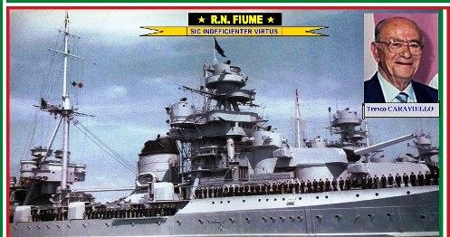 9.4.1939 - Marinaio Tresco Caraviello - Regia nave Fiume - www.lavocedelmarinaio.com