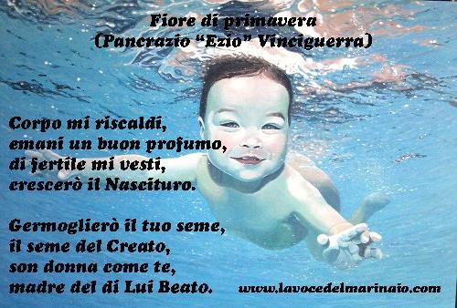 Fiore di Primavera -www.lacocedelmarinaio.com - dipinto di Martina Benedetti
