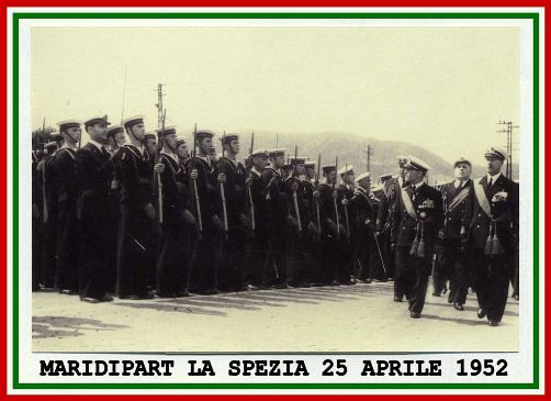 SPEZIA 25.4.1952