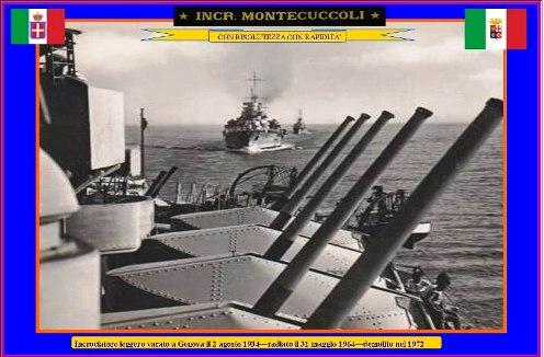 31.5.1964 addio al Montecuccoli - www.lavocedelmarinaio.com