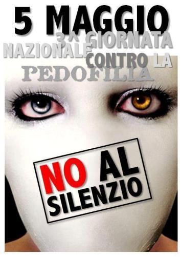 5 maggio giornata contro la pedofilia