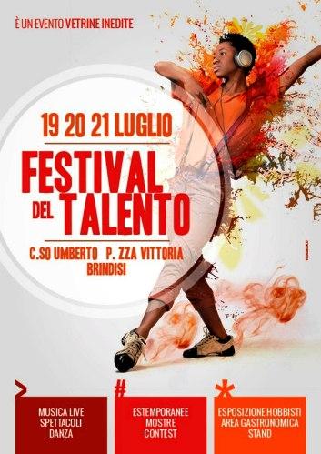 19-21.7.2013 festival del talento a Brindisi - wwww.lavocedelmarinaio.com