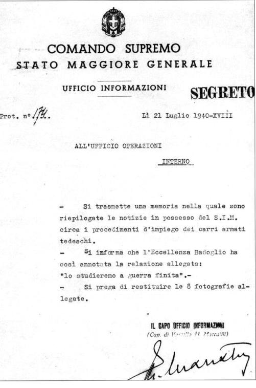 21.7.1940 Badoglio - www.lavocedelmarinaio.com