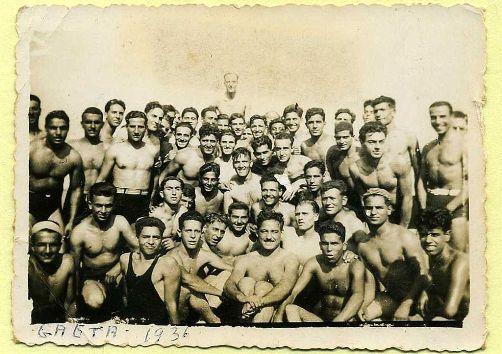 Gare nuoto GAETA 1936 - www.lavocedelmarinaio.com - Copia