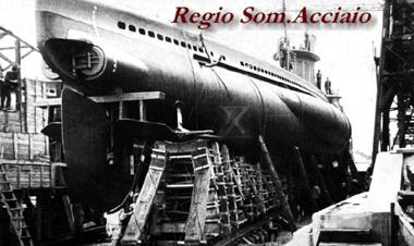 Regio sommergibile - Acciaio - Copia