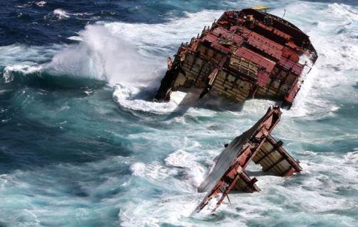 i disastri ecologici del petrolio