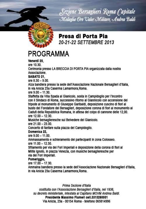 20-22.9.2013 Presa di Porta Pia - www.lavocedelmarinaio.com