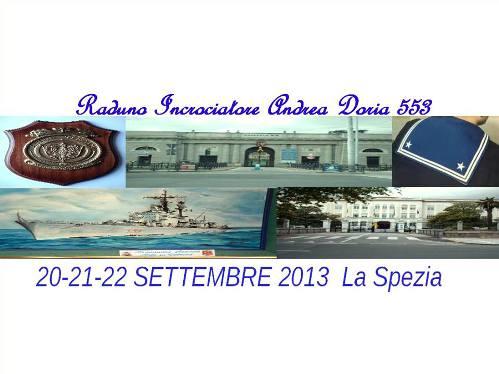 20-22.9.2013 Raduno equipaggi Nave Doria a La Spezia- www.lavocedelmarinaio.com
