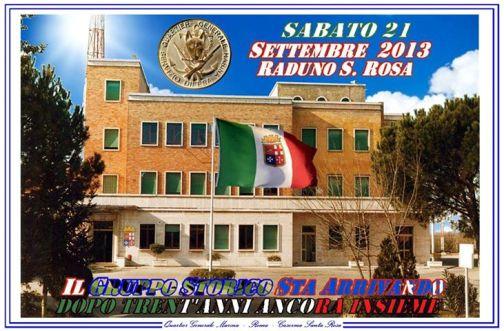 21.9.2013 Raduno ex Quartier Generale Marina Santa Rosa - www.lavocedelmarinaio.com