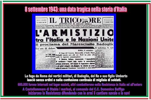 8 settembre 1943 la fuga - www.lavocedelmarinaio.com