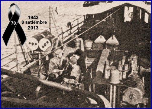 8 settembre 1943 - la vergogna (foto di Carlo Di Nitto per www.lavocedelmarinaio.com - Copia