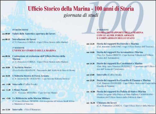 Centenario USMM Roma 25.9.2013