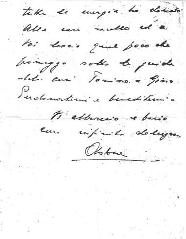 Lettera alla mamma di Adone Del Cima - www.lavocedelmarinaio.com -copia