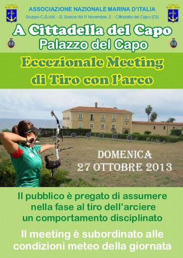 27.10.2013 cittadella del capo - www.lavocedelmarinaio.com