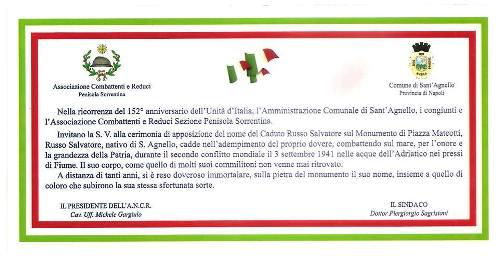 8.10.2013 Sant'Agnello - www.lavocedelmarinaio.com