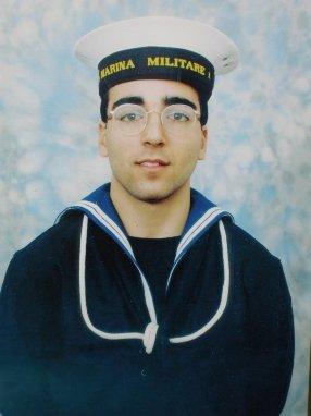 Il Marinaio Antonio Zingali per www.lavocedelmarinaio.com