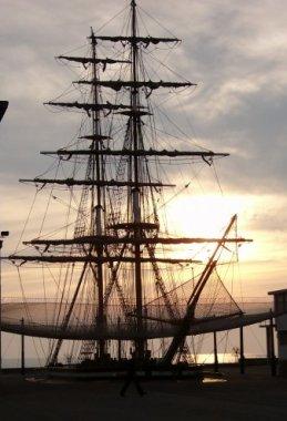 Interni dell'accademia navale di Livorno - www.lavocedelmarinaio.com