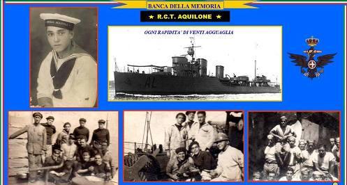 17.12.1940 Marinaio Gennaro Casale e regia nave Acquilone - www.lavocedelmarinaio.com