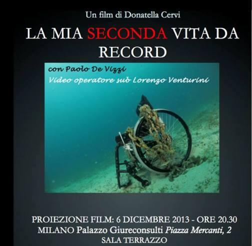 6.12.2013 a Milano, la mia seconda Vita da Record - www.lavocedelmarinaio.com