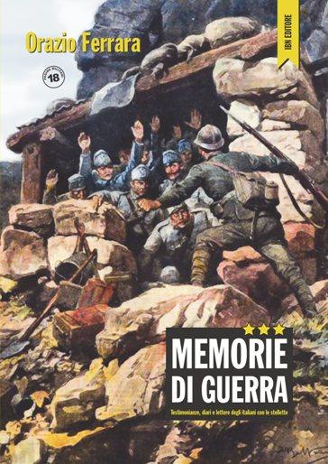 Copertina MEMORIE DI GUERRA (Orazio Ferrara per www.lavocedelmarinaio.com) - Copia