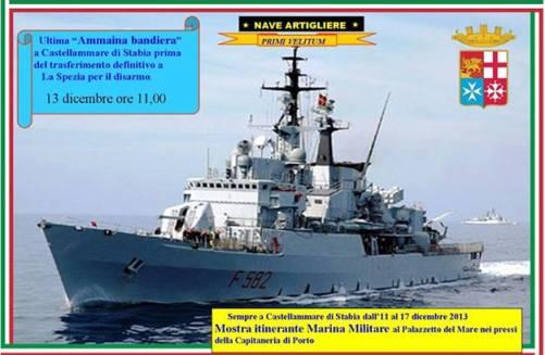 Nave Artigliere - requiem - www.lavocedelmarinaio.com