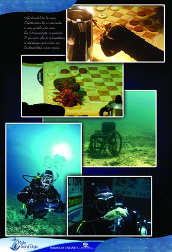Paolo de Vizzi e il suo calendario speciale 2013 per www.lavocedelmarinaio