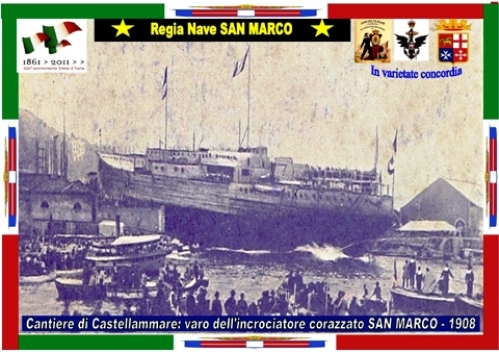 Varo San Marco foto d'epoca 20.12.1908 - www.lavocedelmarinaio.com - Copia