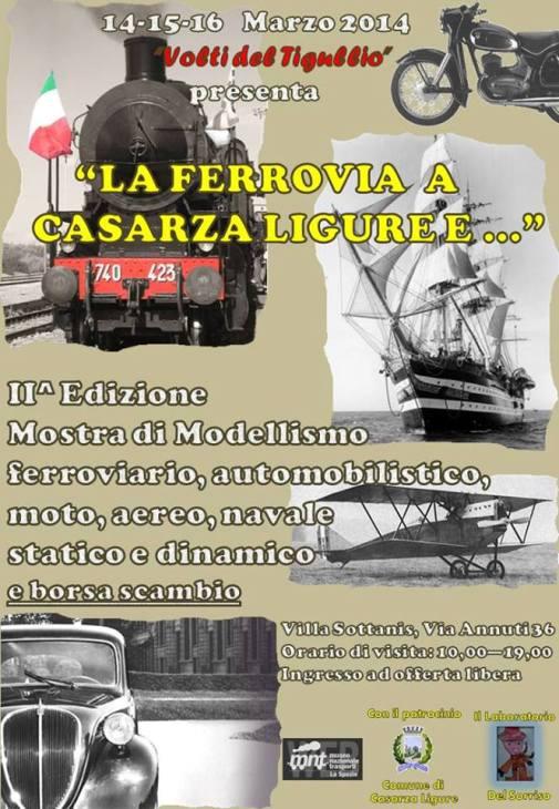 14-16.3.2014 a Casarza Ligure - www.lavocedelmarinaio.com