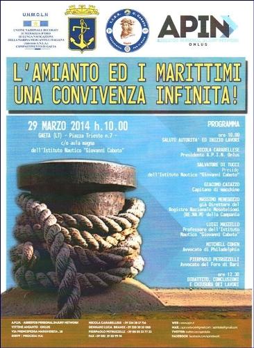 29.3.2014 a Gaeta - www.lavocedelmarinaio.com