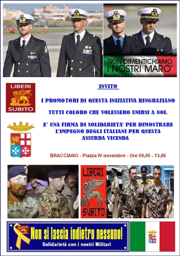 30.3.2014 a Bracciano (Roma) - www.lavocedelmarinaio.com