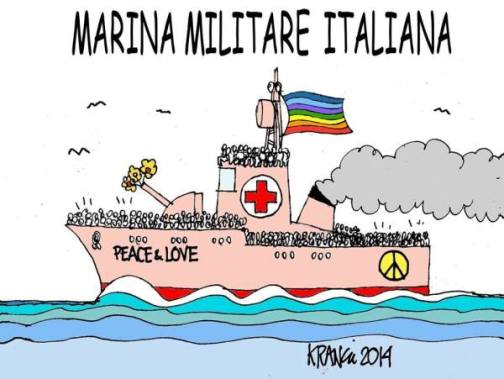 Alfio Krancic - Marina militare italiana