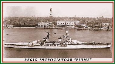 Regio Incrociatore FIUME - www.lavocedelmarinaio.com