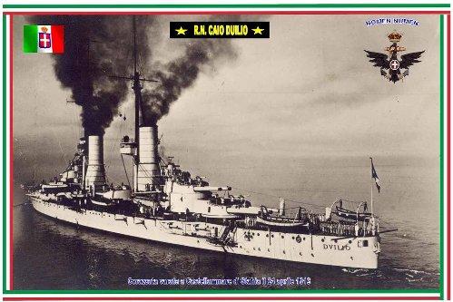 24.4.1913 R.N. CAIO DUILIO_1 - www.lavocedelmarinaio.com