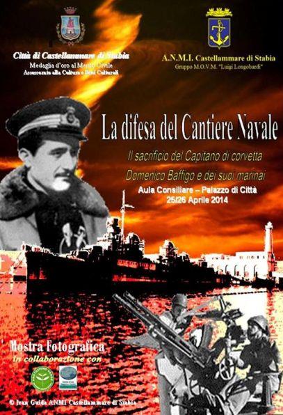 25-26 aprile 2014 a Catellammare - Domenico Baffigo - www.lavocedelmarinaio.com