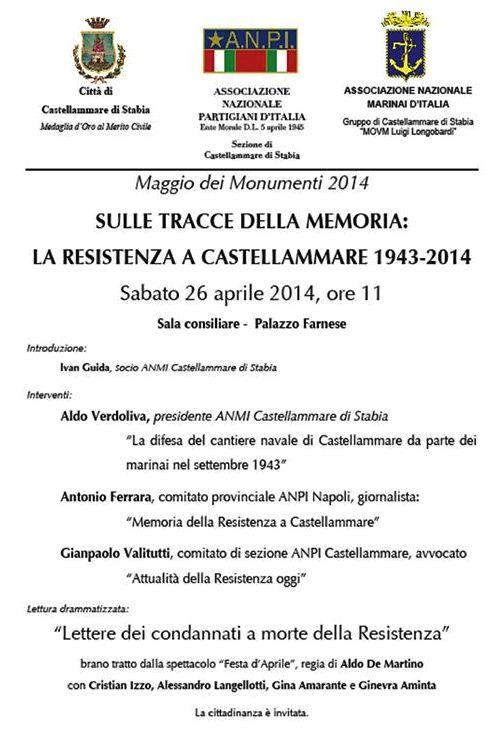 26.4.2014 a castellammare www.lavocedelmarinaio.com