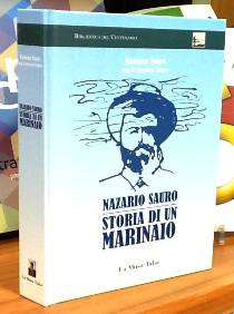Nazaio Sauro Storia di un marinaio la copertina - Copia