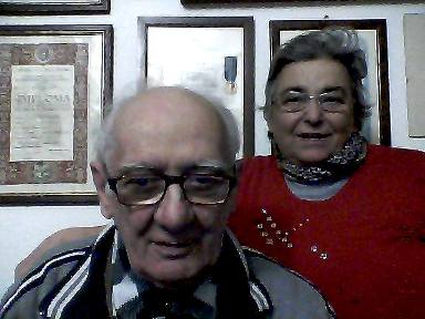 Paolo Baroni e consorte per www.lavocedelmarinaio.com
