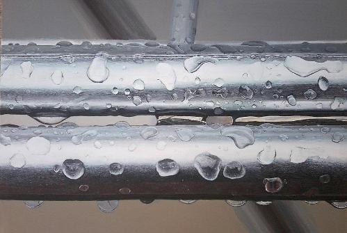 Riflessi di Martina Benedetti 2012 (acrilico su tela 30x25) f.p.g.c. a www.lavocedelmarinaio.com