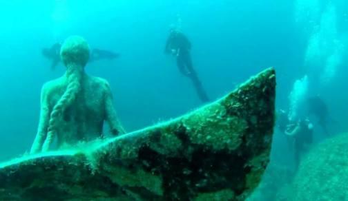 Rossana Maiorca la Sirena di Sicilia - www.lavocedelmarinaio.com -