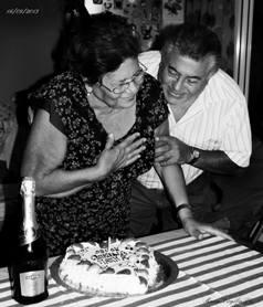 i coniugi Virgilio per www.lavocedelmarinaio.com