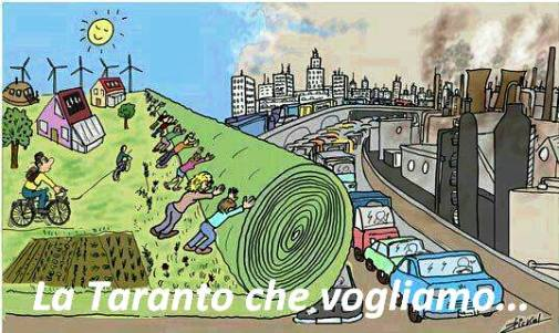 la Taranto che vogliamo