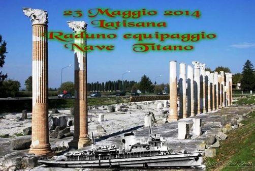 23-25.5.2014 Raduno equipaggio nave Titano - www.lavocedelmarinaio.com