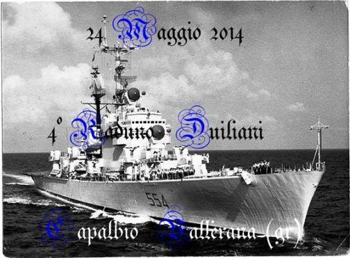 4°raduno equipaggio nave Duilio a Capalbio - www.lavocedelmarinaio.com