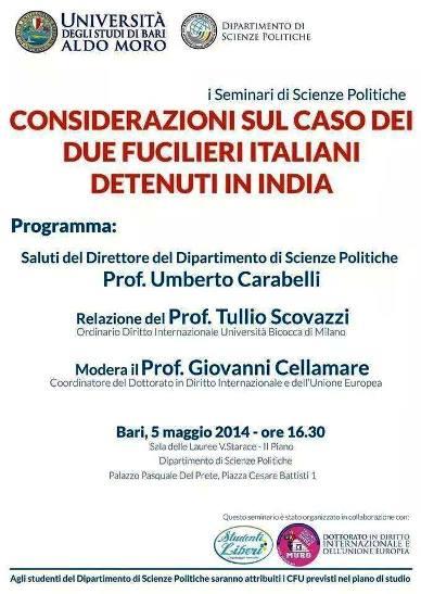 5.5.2014 a Bari