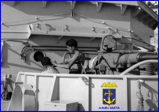 Prima della Franchigia dei marinai - foto U.S.M.M. - www.lavocedelmarinaio.com