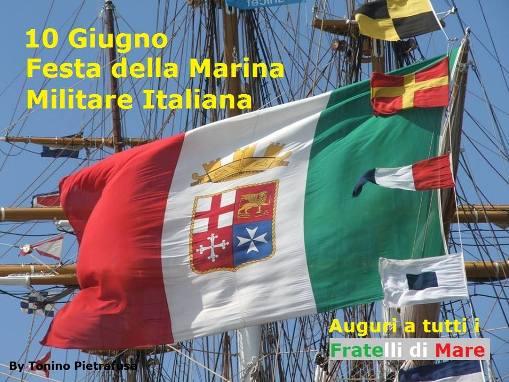 10.6.2014 Auguri da Tonino Pietrafusa a www.lavocedelmarinaio.com