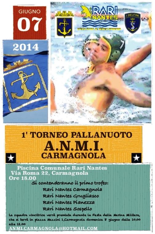 7.6.2014 a Carmagnola - www.lavocedelmarinaio.com