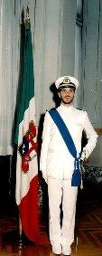 Il guardiamarina Vittorio Alberti per www.lavocedelmarinaio.com