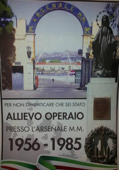 Raduno operai arsenalizi a La Maddalena (2014) - www.lavocedelmarinaio.com