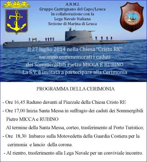 27.7.2014 a Castrignano Leuca - www.lavocedelmarinaio.com